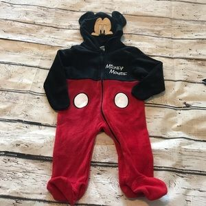 Disney Mickey Mouse One Piece 6/9M